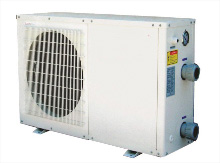 空气能热泵泳池机